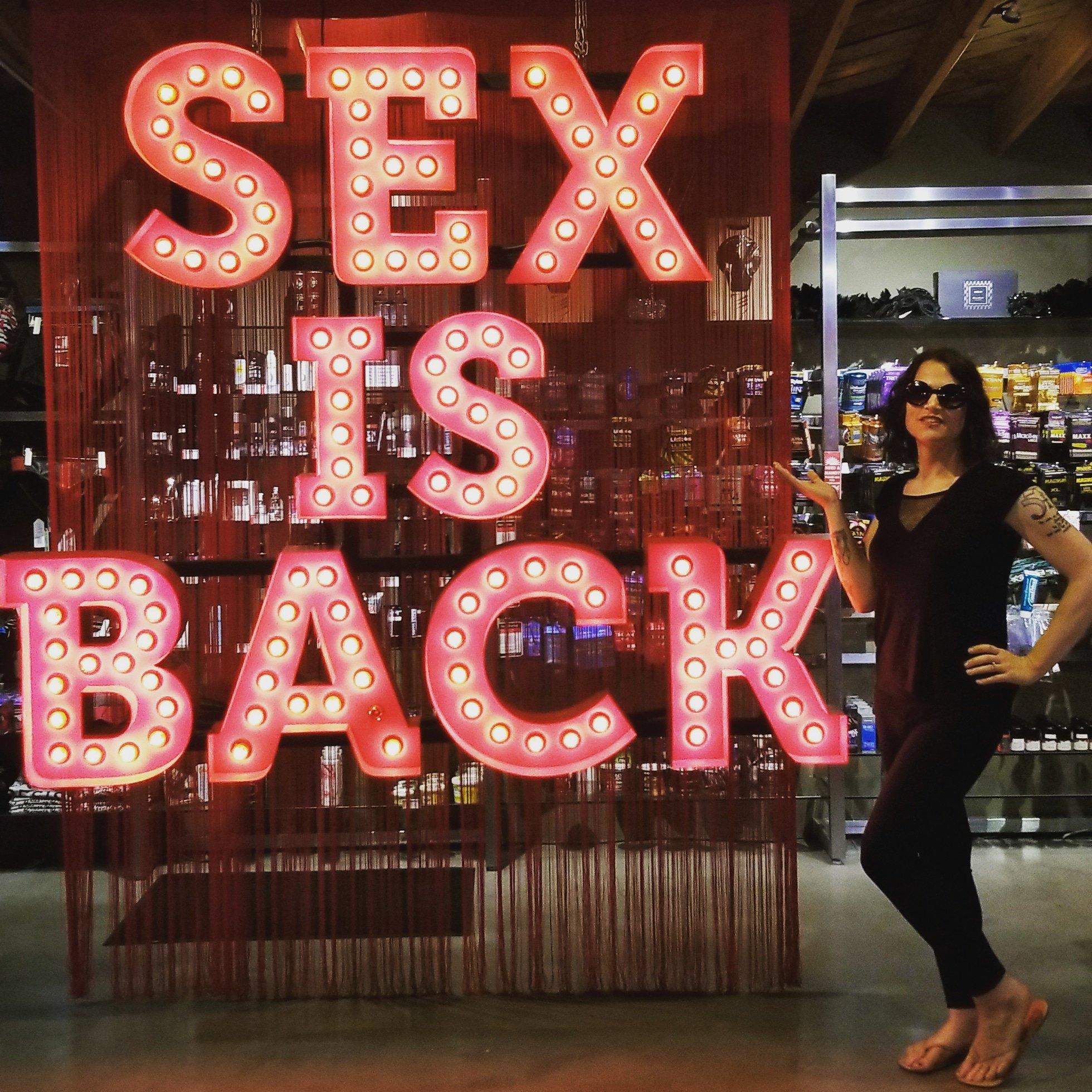 Sex Is Back Paulina Lane